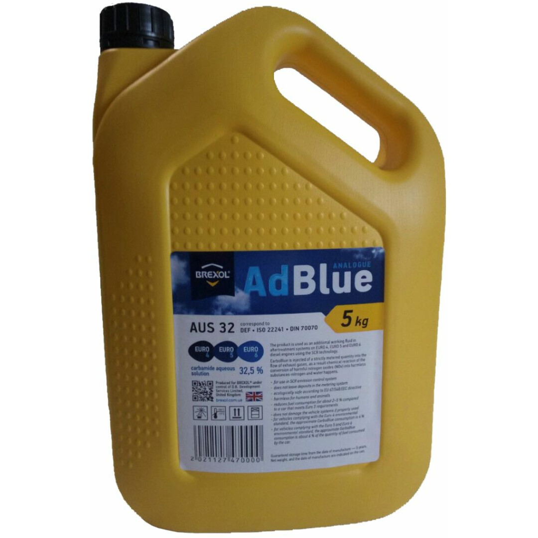 Купить AdBlue Brexol