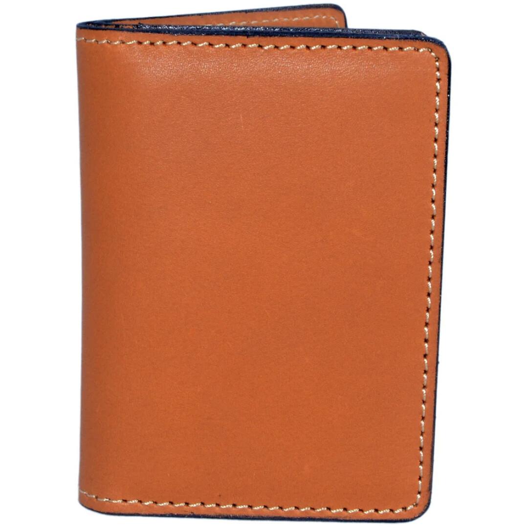 Купить Обложки для документов, Обложка для прав и техпаспорта Poputchik 5164/1-051R без логотипа оранжевый