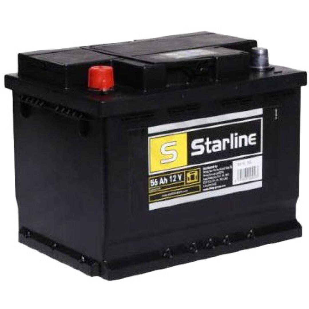 Купить Аккумулятор Starline 6 CT-56-L basl55l