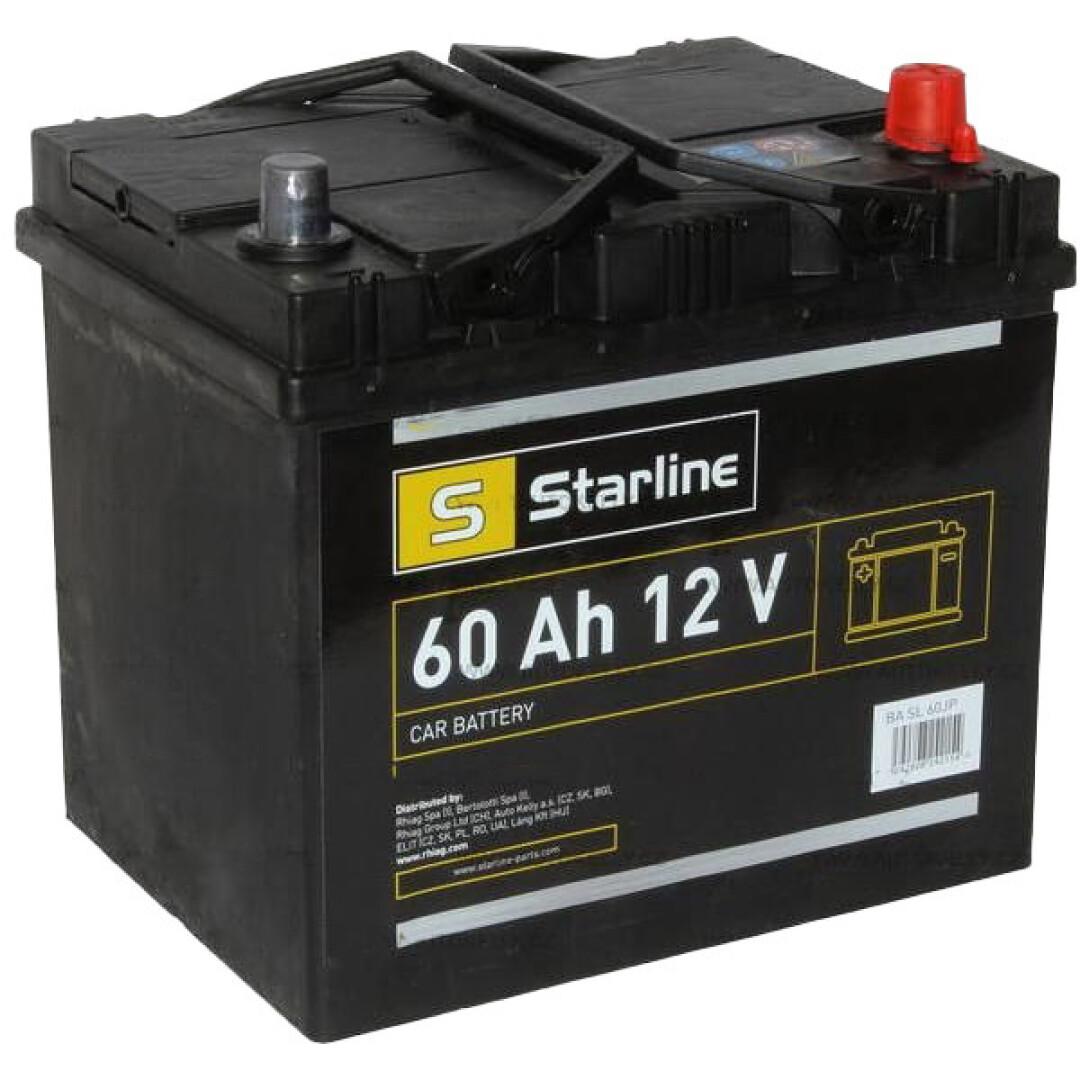 Купить Аккумулятор Starline 6 CT-60-R 25900463