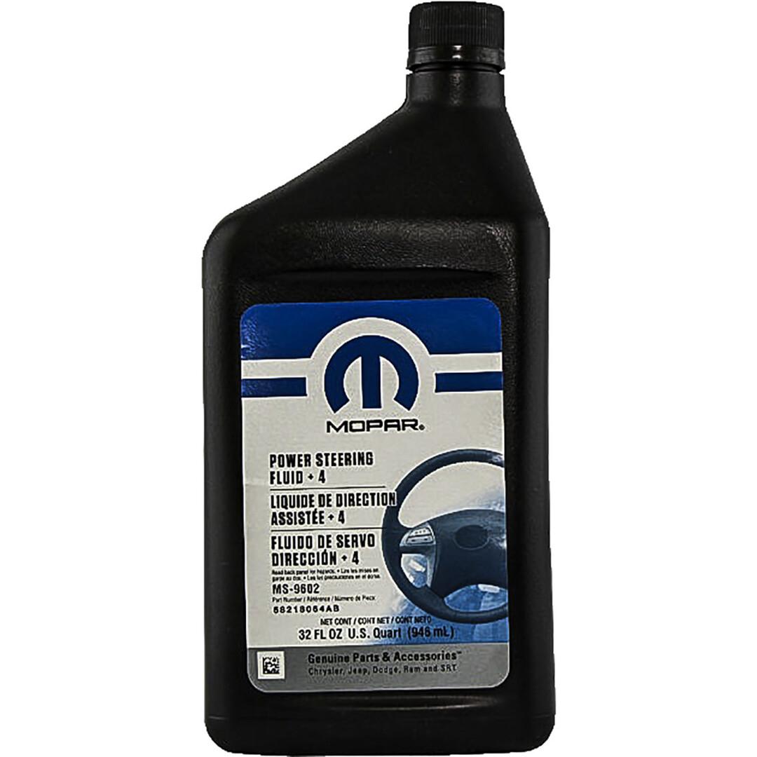 Купить Трансмиссионное масло Dodge/Chrysler/Jeep Power Steering Fluid