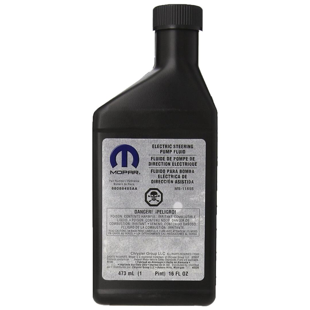 Купить Трансмиссионное масло Dodge/Chrysler/Jeep Electric Steering Pump Fluid синтетическое