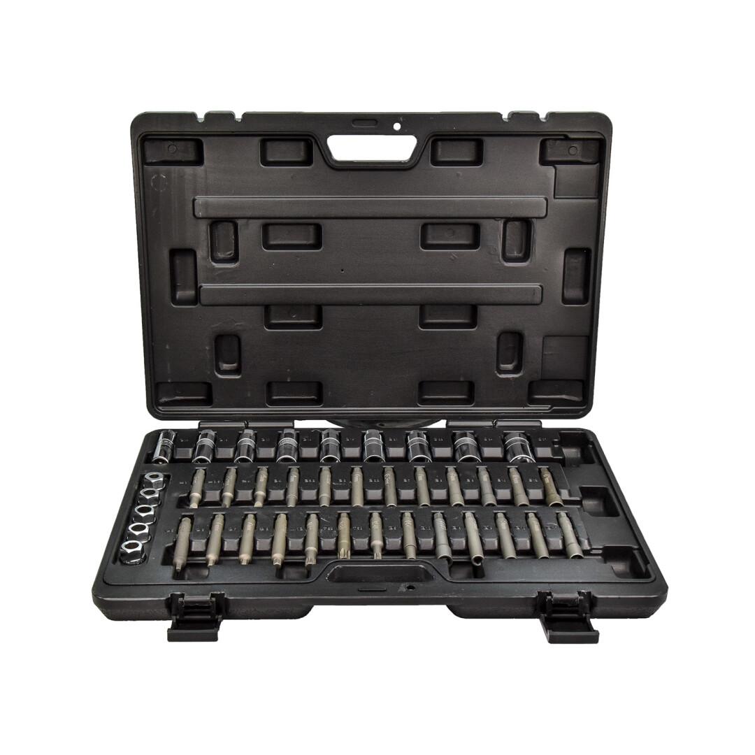 Купить Наборы инструментов, Набор инструментов Yato YT-0628 39 ед.