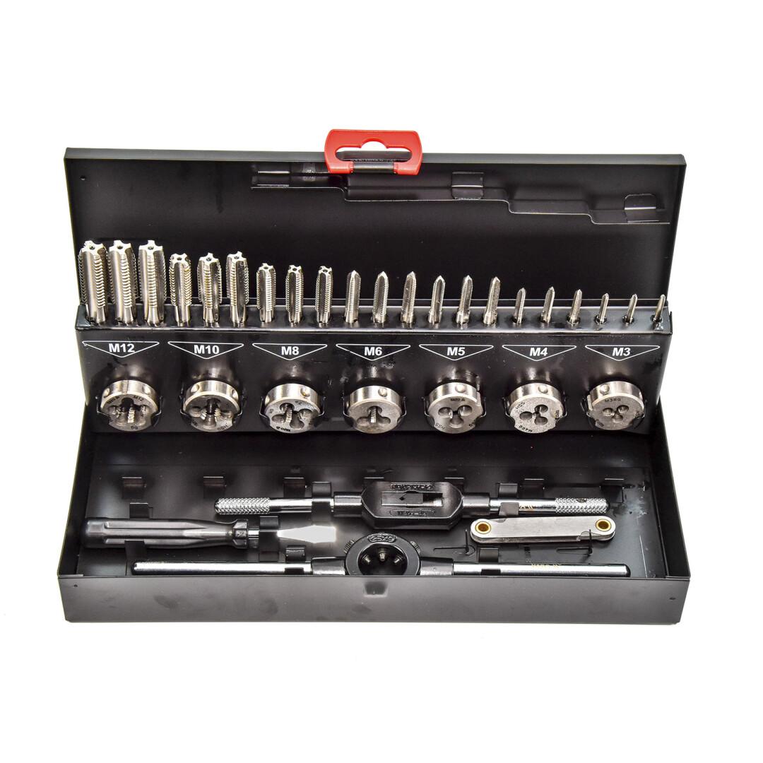 Купить Наборы инструментов, Набор инструментов Yato YT-2975 32 ед.