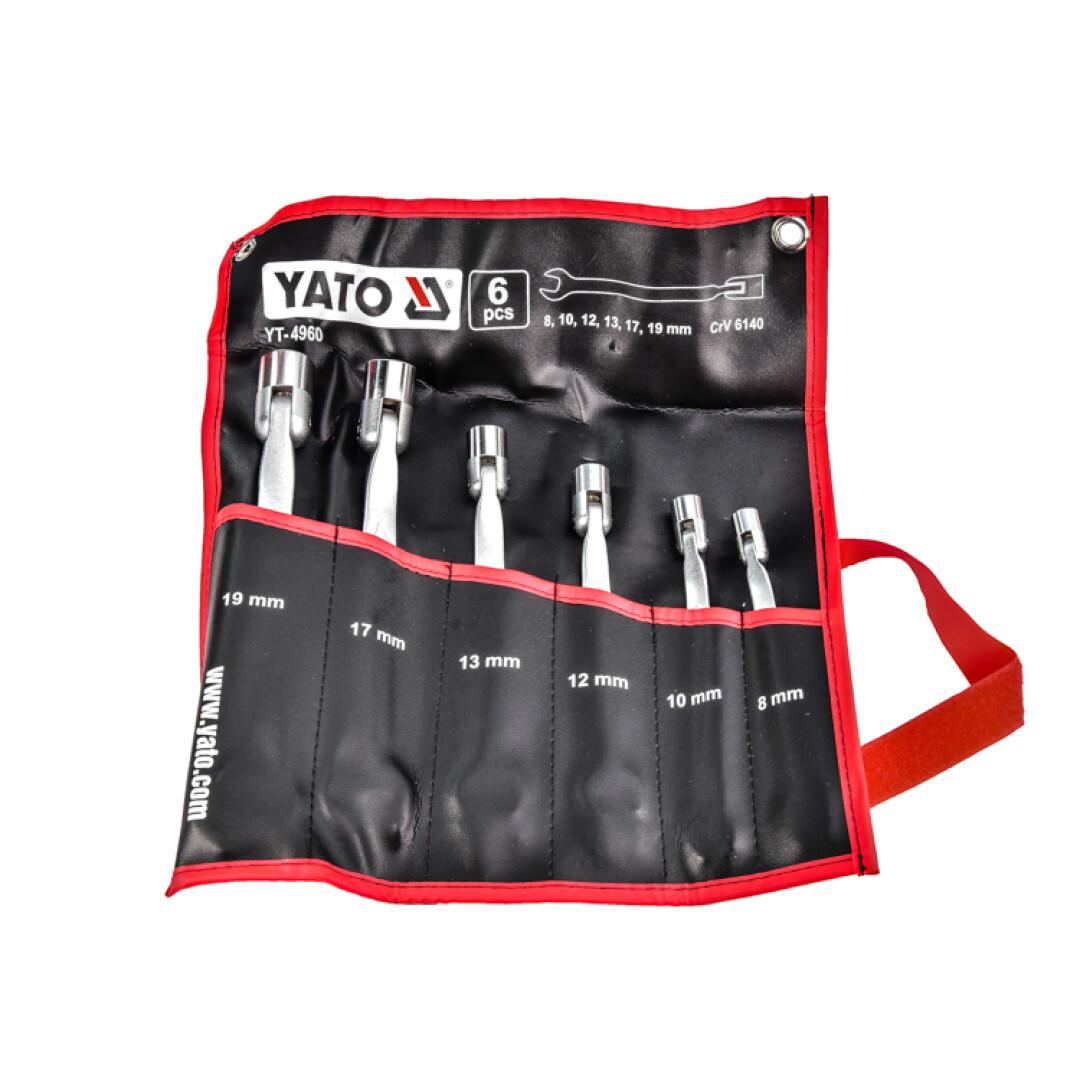 Купить Наборы инструментов, Набор инструментов Yato YT-4960 6 ед.