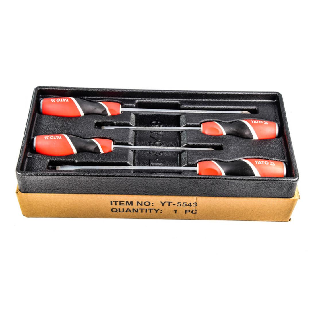 Купить Наборы инструментов, Набор инструментов Yato YT-55469 4 ед.