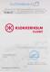 Сертификат на Крыло заднее Klokkerholm 0056592