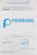 Сертификат на Расходомер воздуха Pierburg 707759210