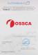 Сертификат на Подшипник ступицы колеса Ossca 01063