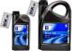 Моторное масло General Motors Semi Synthetic 10W-40 полусинтетическое