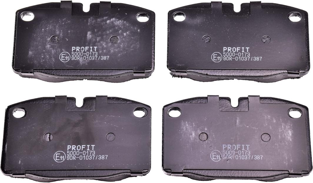 Profit 50000173 Тормозные колодки  - купить со скидкой