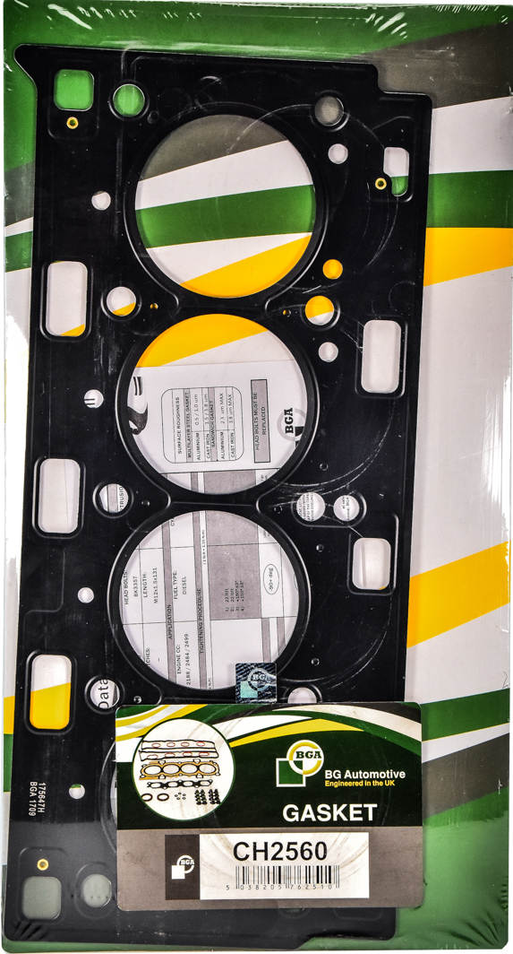 BGA CH2560 Прокладка ГБЦ  - купить со скидкой