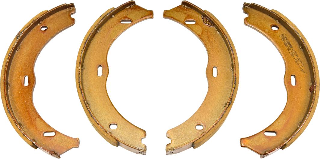 Купить Тормозные колодки, Denckermann B120199 Колодки ручника