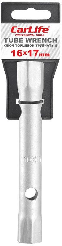 Купить Ключи автомобильные, Ключ торцевой Carlife WR2017 I-образный 16х17 мм