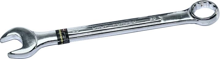 Купить Ключи автомобильные, Ключ рожково-накидной Дорожная Карта DK-KM30 I-образный 30 мм