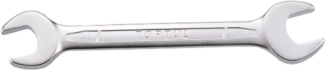 Купить Ключи автомобильные, Ключ рожковый Toptul AAEJ1011 I-образный 10х11 мм