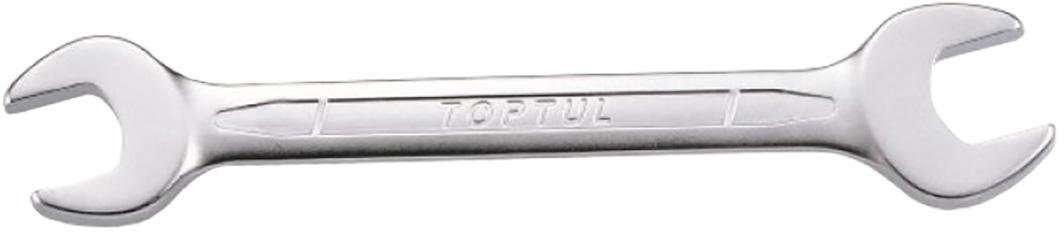 Купить Ключи автомобильные, Ключ рожковый Toptul AAEJ1013 I-образный 10x13 мм