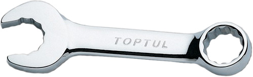 Купить Ключи автомобильные, Ключ рожково-накидной Toptul AAAG1212 I-образный 12 мм