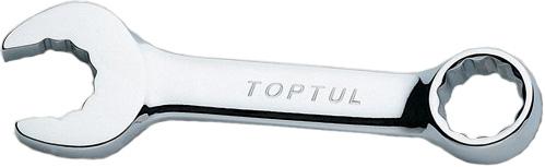 Купить Ключи автомобильные, Ключ рожково-накидной Toptul AAAG1313 I-образный 13 мм