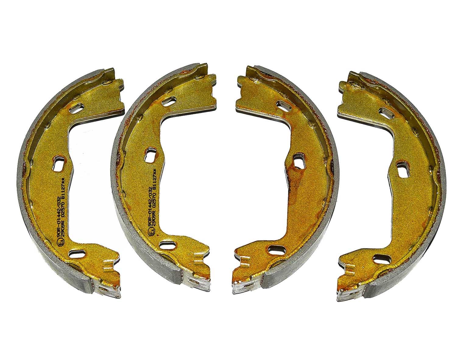 Купить Тормозные колодки, LPR 02570 Колодки ручника