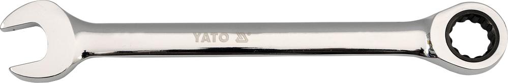 Купить Ключи автомобильные, Ключ комбинированный трещоточный Yato yt0196 I-образный 15 мм