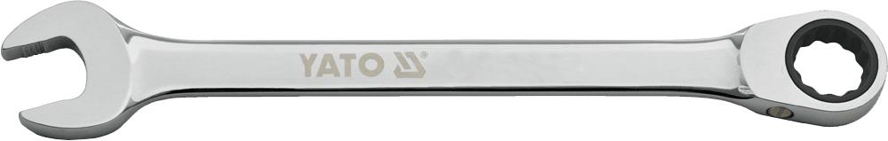 Купить Ключи автомобильные, Ключ комбинированный трещоточный Yato yt0261 I-образный 16 мм