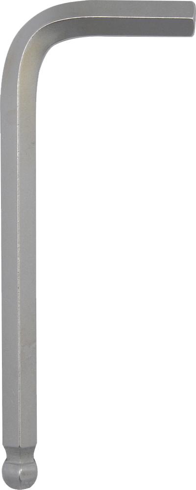 Купить Ключи автомобильные, Набор ключей шестигранных Yato YT5794 10 мм с шарообразным наконечником 6 шт