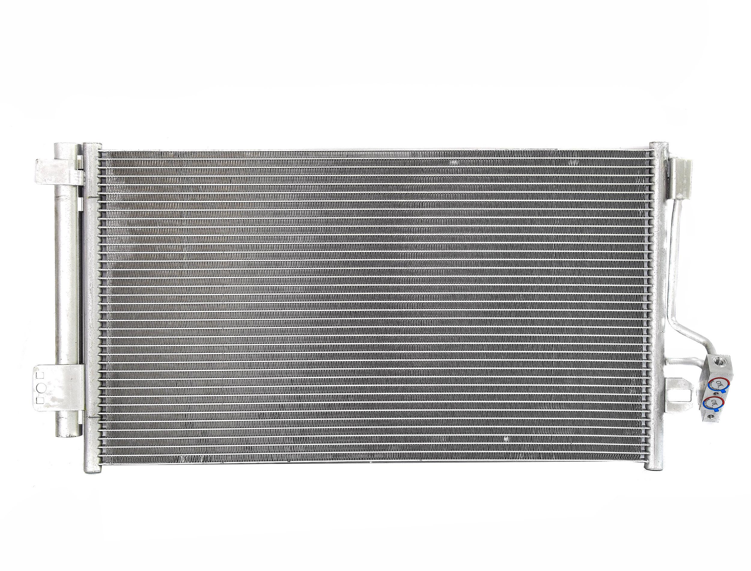 Купить Behr Hella 8FC351343004 Радиатор кондиционера