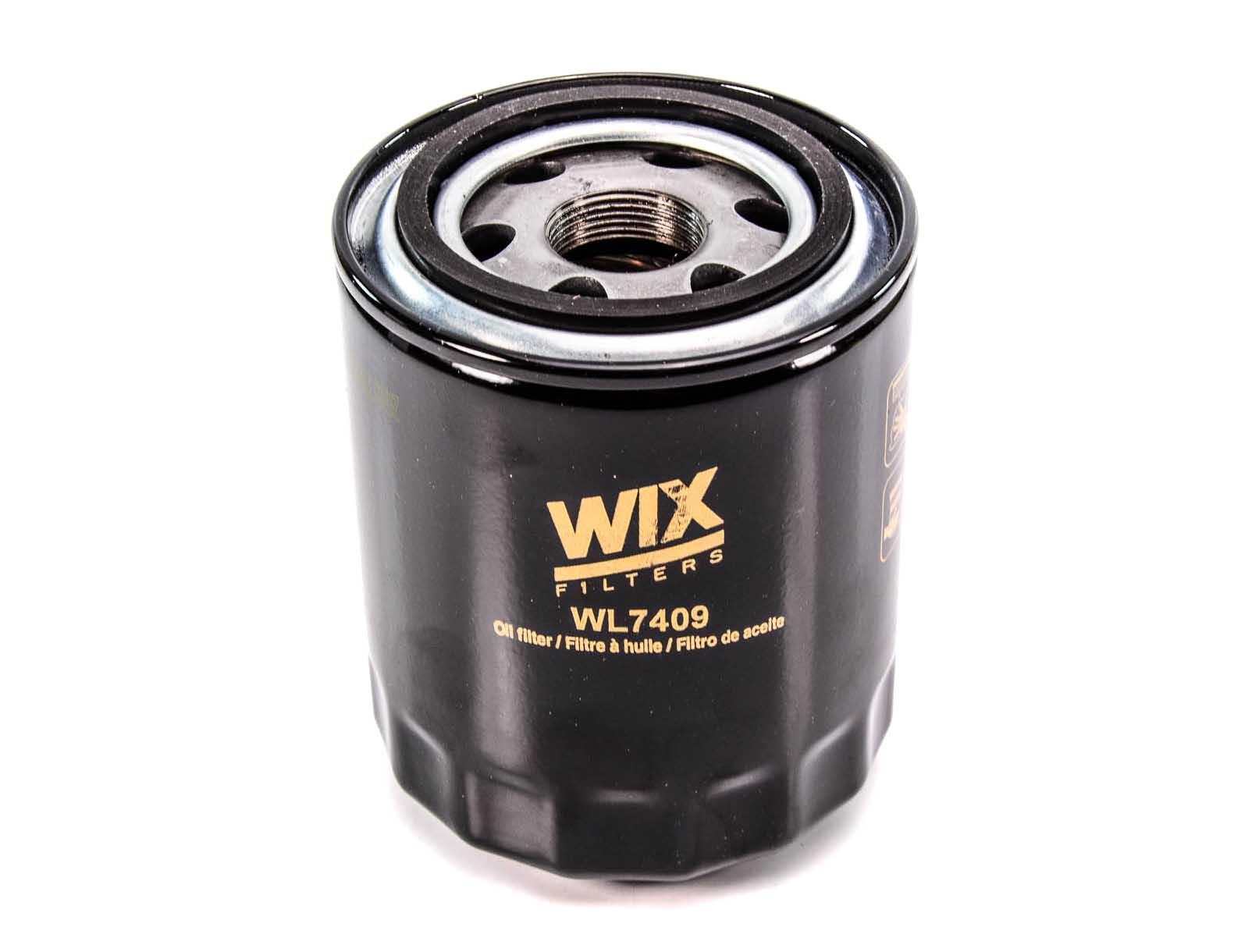 Wix Filters WL7409 Масляный фильтр  - купить со скидкой
