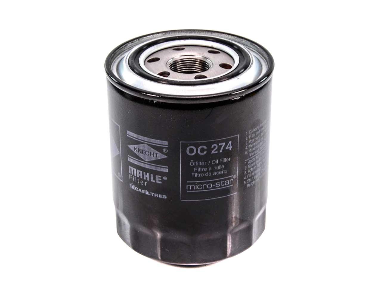 Купить Mahle OC274 Масляный фильтр