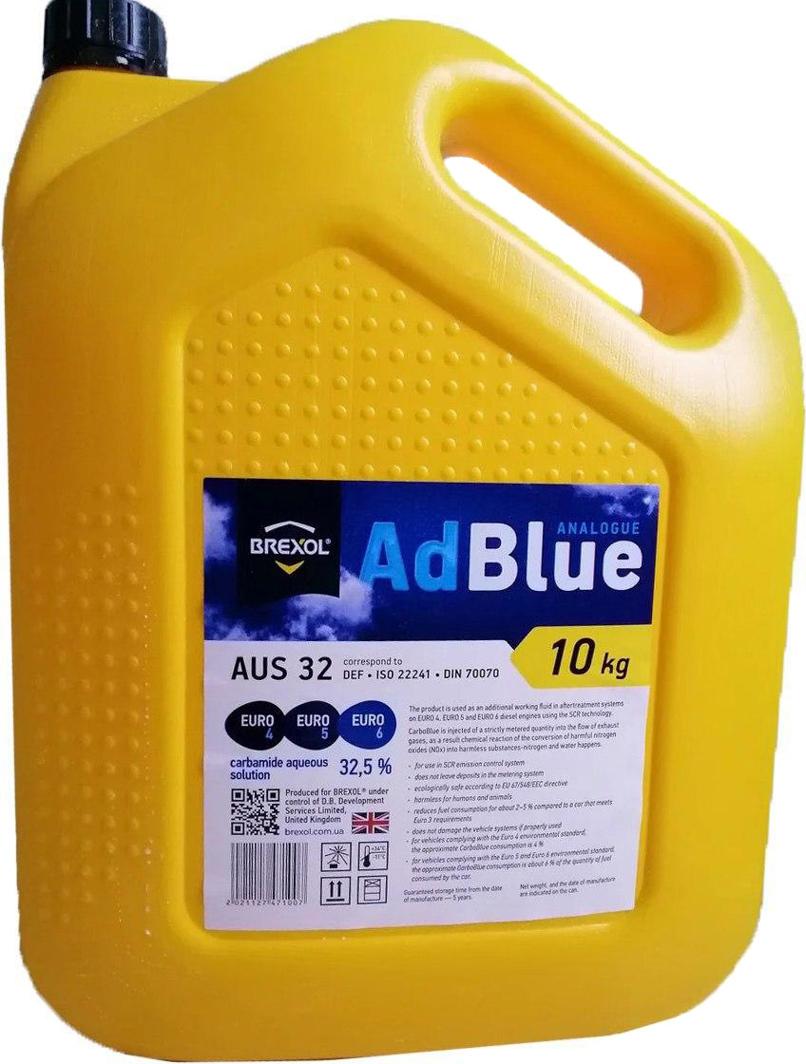 Купить AdBlue Brexol 501579AUS32C10