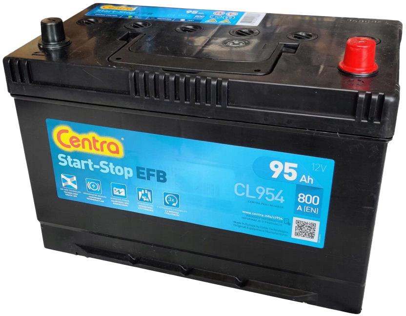 Купить Аккумулятор Exide 6 CT-95-R EFB START-STOP CL954