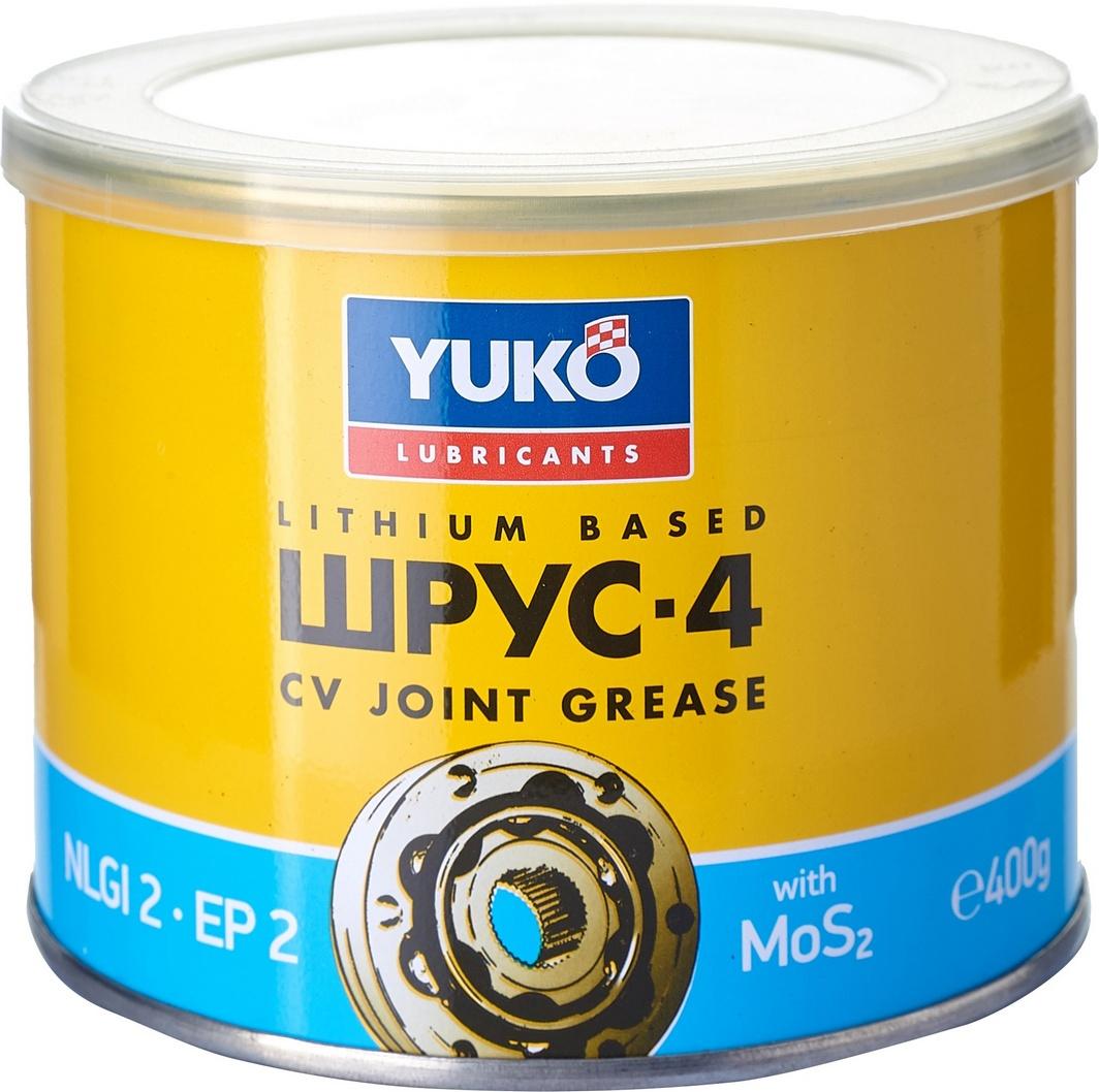 Смазка Yuko ШРУС-4 пластичная 482007024362