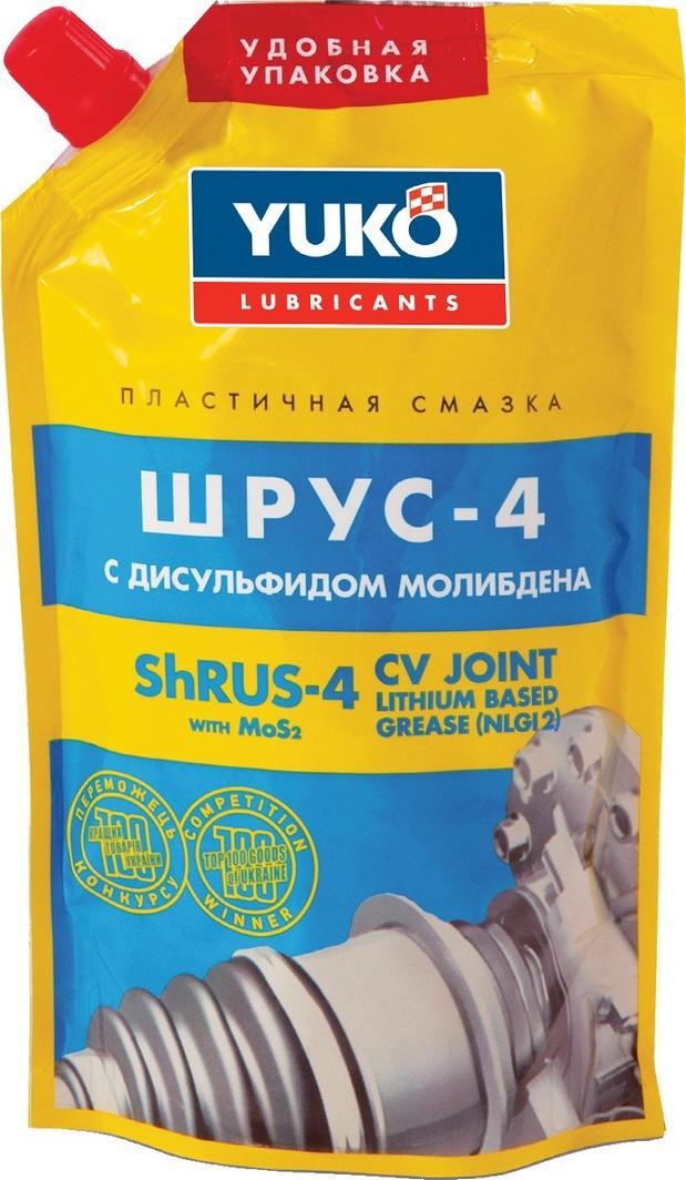 Смазка Yuko ШРУС-4 пластичная 4820070241440