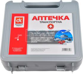 Аптечка автомобильная Дорожная Карта АМА жесткий DKTY001