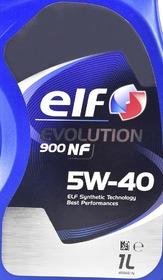 Моторное масло Elf Evolution 900 NF 5W-40 синтетическое