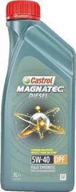 Моторное масло Castrol Magnatec Diesel DPF 5W-40 синтетическое