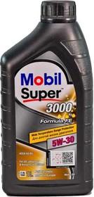 Моторное масло Mobil Super 3000 X1 Formula FE 5W-30 синтетическое