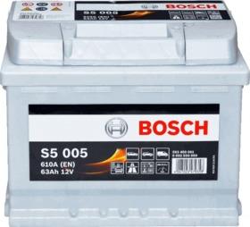 Аккумулятор Bosch 6 CT-63-R S5 0092S50050