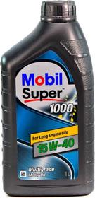 Моторное масло Mobil Super 1000 X1 15W-40 минеральное