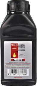 Тормозная жидкость Ferodo Synthetic DOT 4