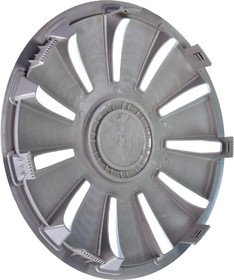 Комплект колпаков на колеса Дорожная Карта Rex цвет белый