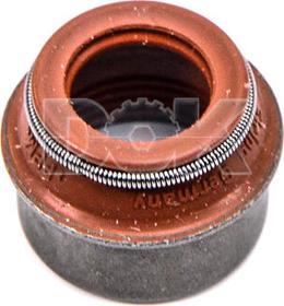 Комплект сальников клапанов Elring 702.706