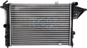Радиатор охлаждения двигателя Thermotec D7X029TT