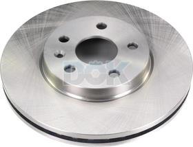 Тормозной диск Ferodo DDF1869