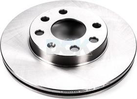Тормозной диск Abe C30002ABE