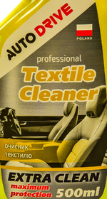 Очиститель салона AUTO DRIVE Textile Cleaner 500 мл