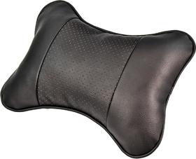 Подушка-подголовник Autopodushki черная без логотипа pod1black
