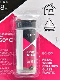 Холодная сварка Axxis Epoxy-Steel