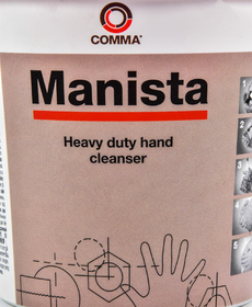 Очиститель рук Comma Manista Heavy Duty Hand Cleanser